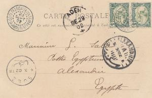 Äthiopien: 1902: Cote Francaise Somalis nach Alexandria
