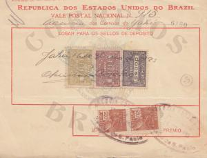 Brazil:  1923 Sao Paolo
