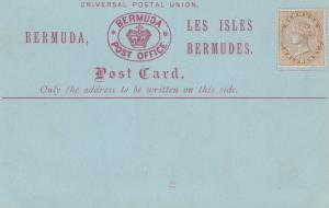 Bermuda: post card - unused