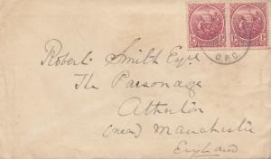 Barbados to England