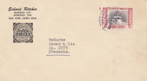 Costa Rica: 1955: San Jose to San Jose