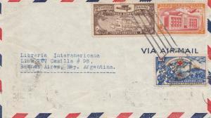 Domenikanische Republik 1945: San Francisco De Macoris to Argentina Buenos Aires