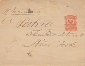 Domenikanische Republik: letter to New York
