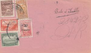Ecuador: 1945: La Oficina de Quito
