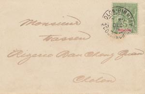 French colonies: Indo-Chine 1901: Cholon-Binhtay to Cholon