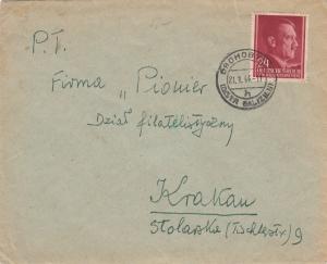 GG: Drohobycz/Galizien 21.01.1944 nach Krakau