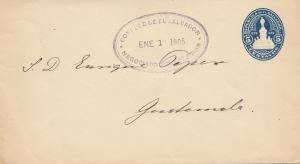 El Salvador 1905 to Guatemala