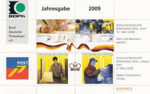 3x Jahresgabe BDPh 2009