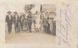 1915: Foto-Ansichtskarte Serbien (Text) nach Untereisenheim