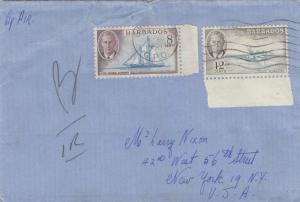 1951: Barbados Hastings to New York