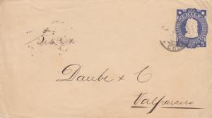1895: letter Vallenar to Valparaiso