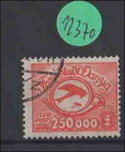 Danzig  gestempelt    MiNr. 178              Stempel geprüft FALSCH
