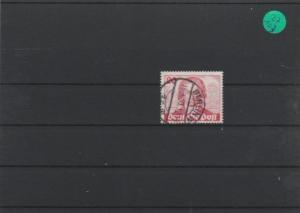Berlin    gestempelt        MiNr. 62
