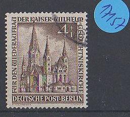 Berlin gestempelt   MiNr. 106