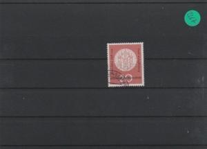 BRD   gestempelt      Plattenfehler     MiNr. 255 I