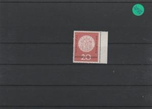 BRD   postfrisch   Plattenfehler     MiNr. 255 VII