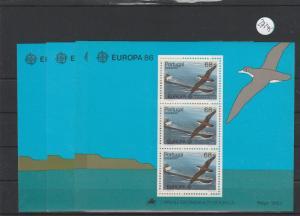 Portugal    Madeira  Block   postfrisch    4x MiNr. Block 7