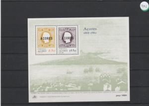 Portugal   Azoren    Block   postfrisch     MiNr. Block 1