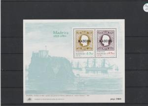 Portugal   Madeira    Block   postfrisch     MiNr. Block 1