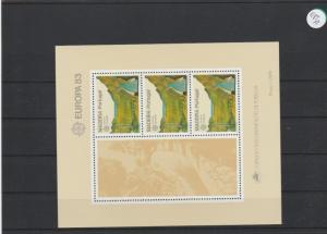 Portugal   Madeira    Block   postfrisch    MiNr. Block 4