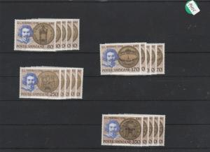 Vatikan      postfrisch  **        5x MiNr. 771-774