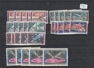 Belgien    postfrisch **    5x MiNr. 1094-1099