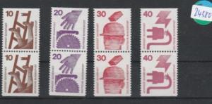 BRD    Posten/Lot   postfrisch **    MiNr. 699 C/D    und andere