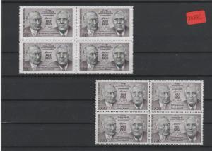 BRD  Posten/Lot   postfrisch **   4x  MiNr. 1351   plus  Frankreich