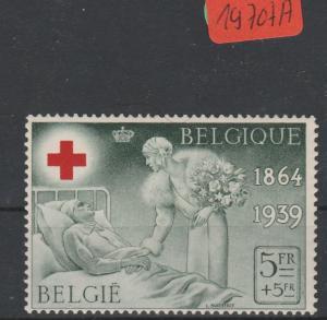 Belgien    Posten/Lot   postfrisch**     MiNr. 504