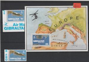Gibraltar    postfrisch **  MiNr. Block 5