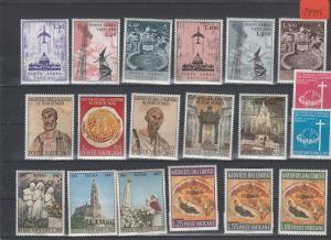 Vatikan   Poste Vaticano  postfrisch**     Jahrgang 1967  MiNr. 517-535