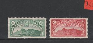 San Marino      ungebraucht mit Falz*    MiNr. 165-166