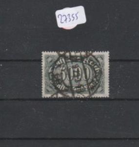 Deutsches Reich     gestempelt    MiNr. 256 d        geprüft  INFLA
