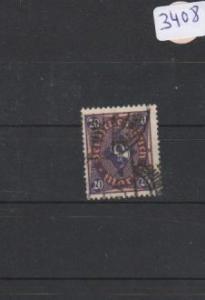Deutsches Reich     gestempelt    MiNr. 207 I/I         geprüft INFLA   Peschl