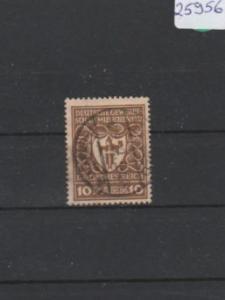 Deutsches Reich     gestempelt    MiNr. 203 b           geprüft INFLA
