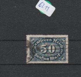 Deutsches Reich     gestempelt    MiNr. 246 aI        geprüft INFLA