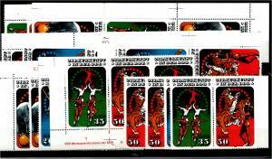 DDR 1985 Nr 2983-96 alle ZD postfrisch ME 88.- (94075)