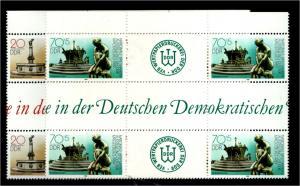 DDR 1989 Nr 3265-66 alle HZ kpl postfrisch ME 26.- (94045)
