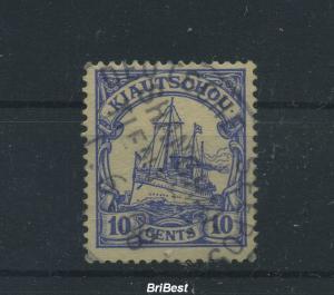 KIAUTSCHOU 1905 Nr 31 Stpl: DEUTSCHE SEEPOST (87081)