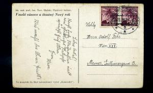 BOEHMEN+MAEHREN interessante Postkarte ANSEHEN (74355)