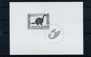 BELGIEN 2001 Nr 3106 Sonderdruck (65331)