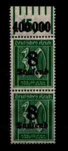 DEUTSCHES REICH 1923 Nr 278 PF IV postfrisch ME 35.- (95364)