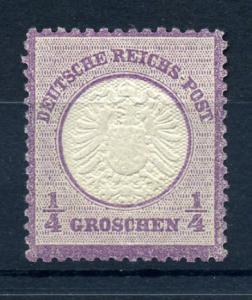 DEUTSCHES REICH 1872 Nr. 16 ungebraucht (96513)