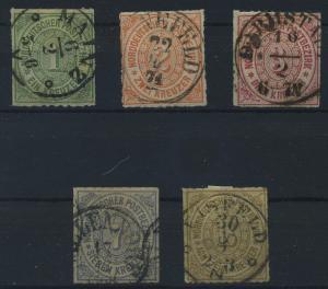 NDB 188, Nr. 7-11 (96579)