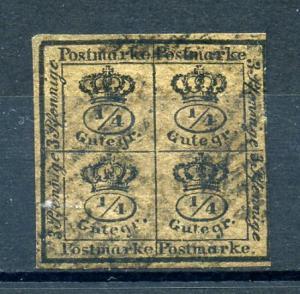 BRAUNSCHWEIG 1857, Nr. 9a (96509)