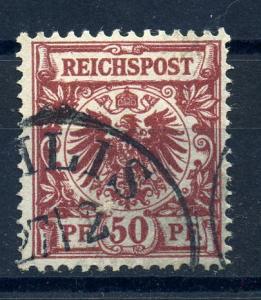 DEUTSCHES REICH 1889, Nr. 50a (96755)
