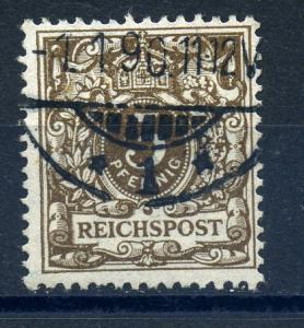 DEUTSCHES REICH 1889, Nr. 45aa gestempelt (96749)