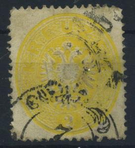OESTERREICH 1863, Nr. 24 (96566)