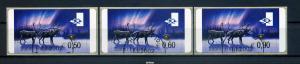 FINNLAND ATM 2002 Nr 37 S1 gestempelt (97350)