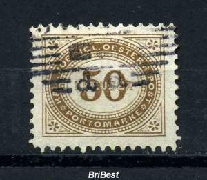 OESTERREICH 1894 Nr P9 gestempelt (97482)